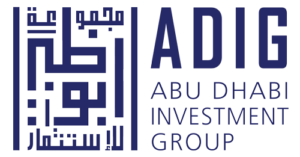 Abu Dhabi Investment Group (ADIG) Logo
