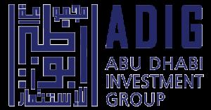Abu Dhabi Investment Group (ADIG) Logo